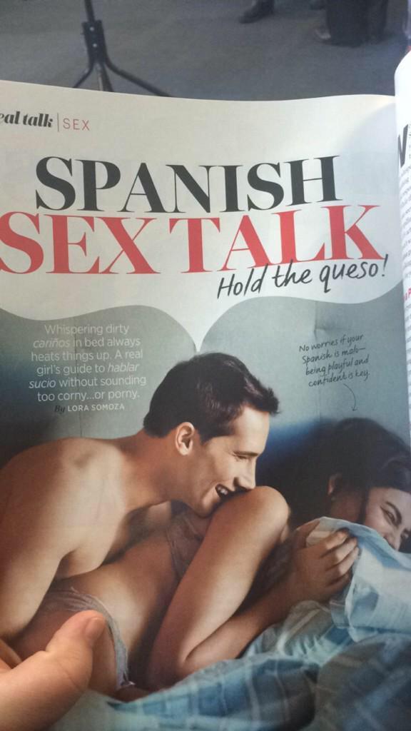 Marco On Twitter Him Talk Dirty To Me In Spanish Her Donde Esta La Biblioteca Him Damn You A Freak Beckie Https T Co Pfmvgdxxu3