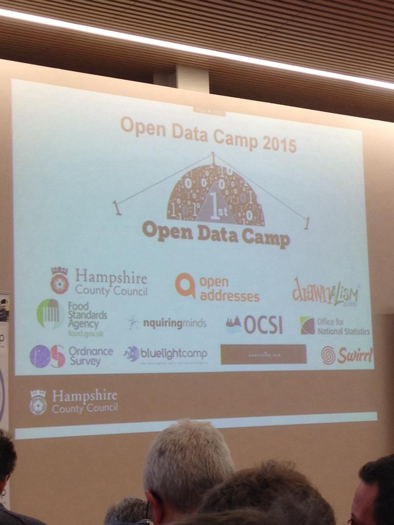 Ready for #ODcamp did I say it's the FIRST! http://t.co/K2HNaVZ9H3