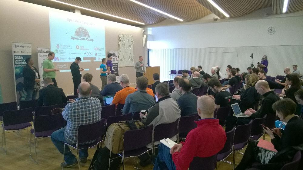 Kicking of #ODcamp http://t.co/PW7KkDZhfA