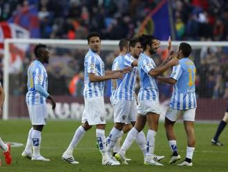 VIDEO Barcellona 0-1 Malaga highlights Liga BBVA Spagna
