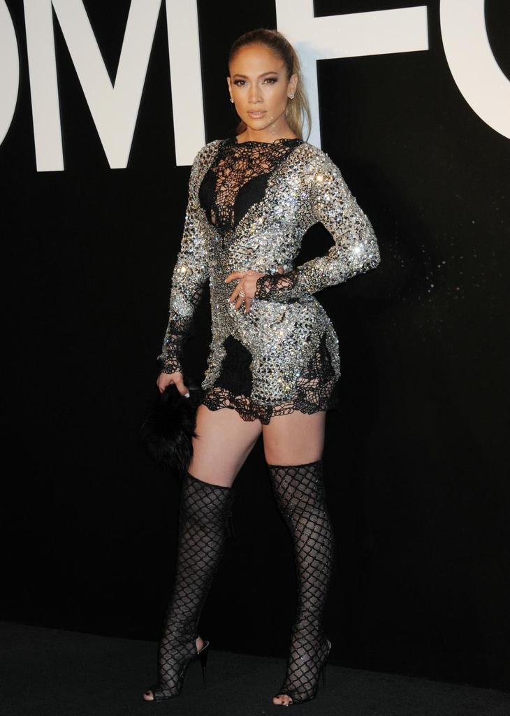 a84e2329d6a Jennifer lopez  jlo looks amazing at the tom ford fall 2015 fashion show