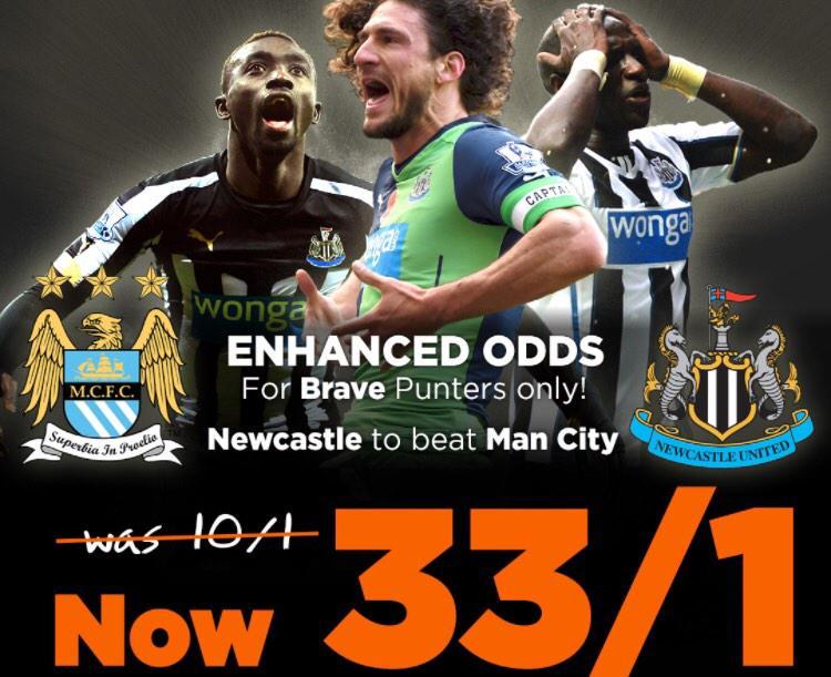 Manchester City - Newcastle United B-YnL2BIEAA9Czp