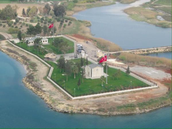 Turkish troops evacuate site in Syria