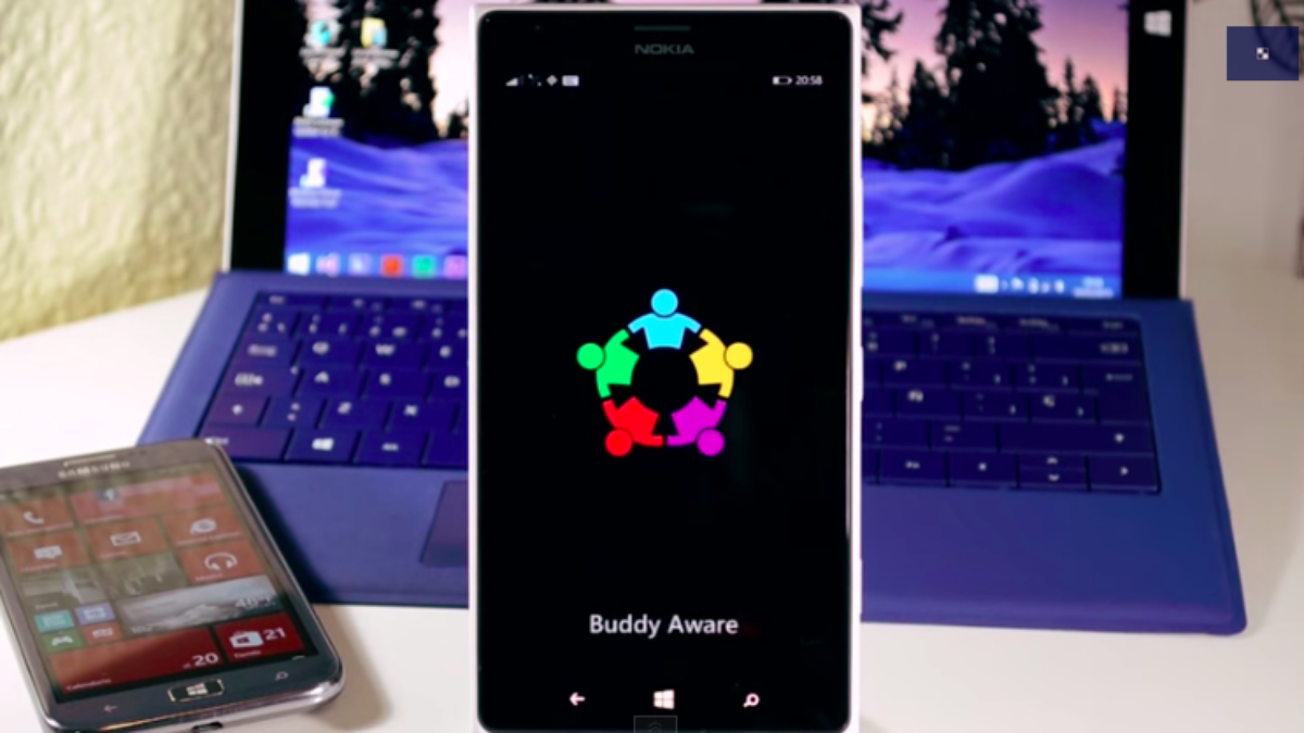 Microsoft developing People Sense app for finding friends on Windows Phone