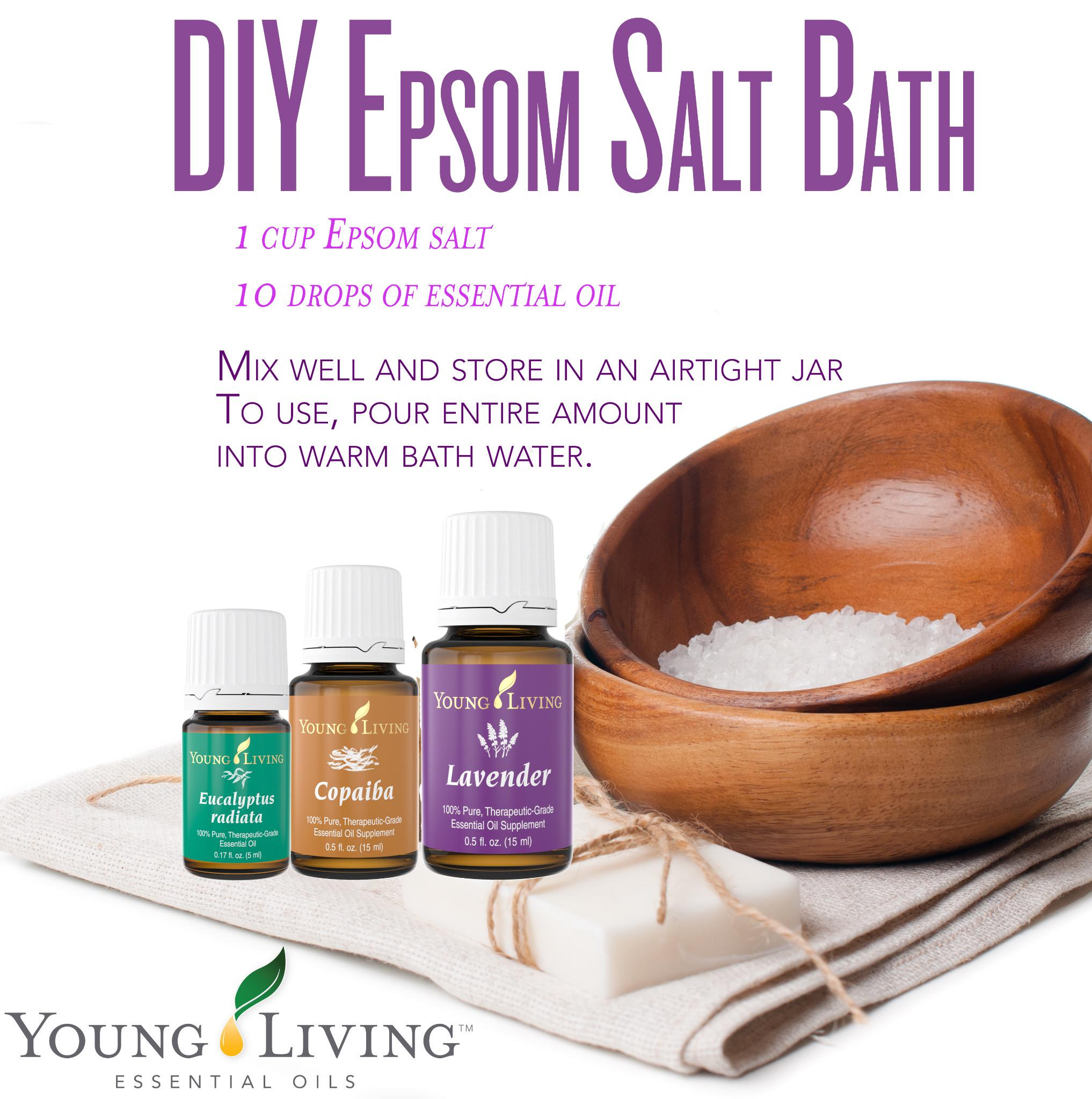 Young Living Essential Oils On Twitter Pamper Yourself With An