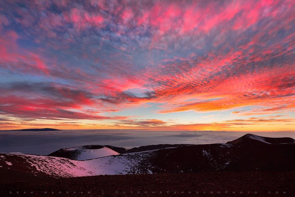 Mauna Kea, Hawaii pic.twitter.com/64pJyLgXmd