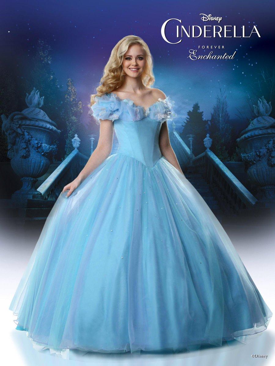 Stitch Kingdom On Twitter New Cinderella Inspired Prom Dress