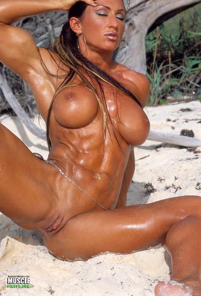 Autumn Raby And Denise Masino - Bodybuilders