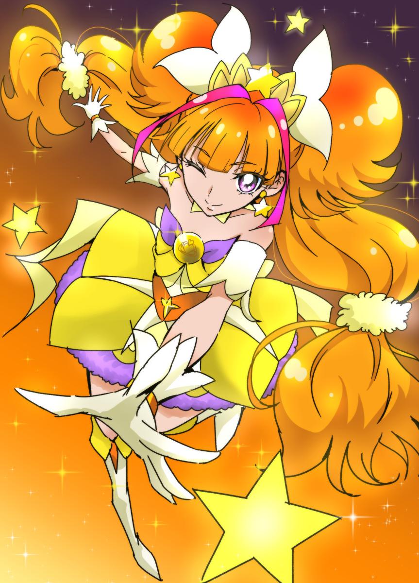 きらめく星のプリンセス!キュアトゥインクル!描きました~! pic.twitter.com/bFjToC7egb