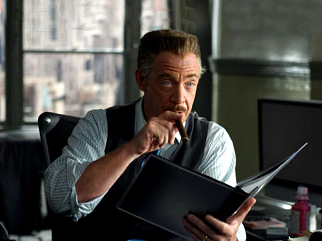 J.K. Simmons To Play Commissioner Gordon In Justice League 1