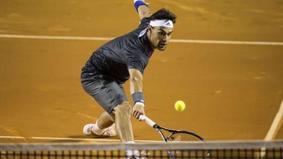 """Tennis, Fognini batte Nadal: """"La più bella vittoria della mia carriera"""""""