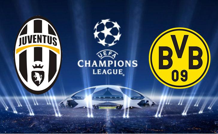 JUVENTUS-BORUSSIA DORTMUND: info diretta tv streaming Champions League e formazioni