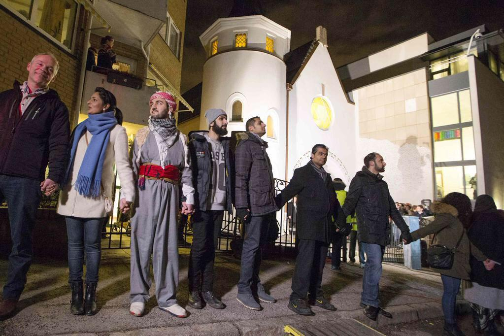 Ring of Peace Oslo synagogue a hoax