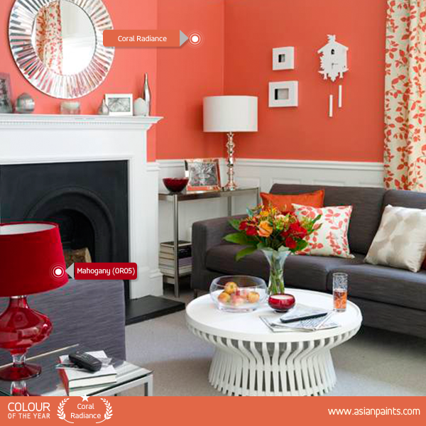 "Asian Paints On Twitter: ""Pep Up Your Living Room & Make"
