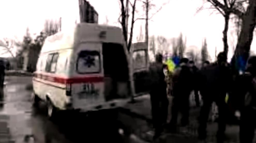 За сутки погиб один воин, 3 - ранены, - СНБО - Цензор.НЕТ 7872