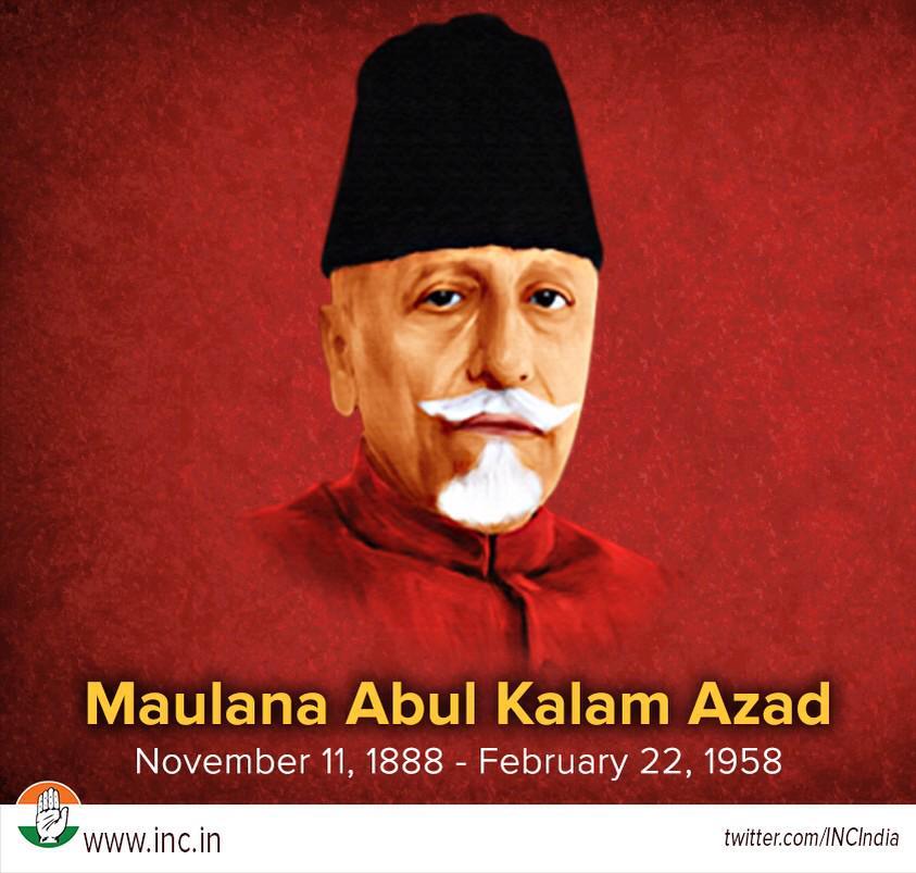 Maulana Abul Kalam Azad Short Biography Essay On Short Words Of Life