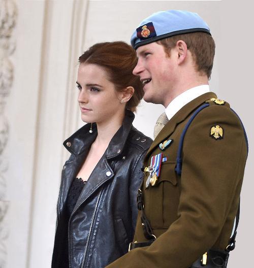 Emma watson-Prince Harry