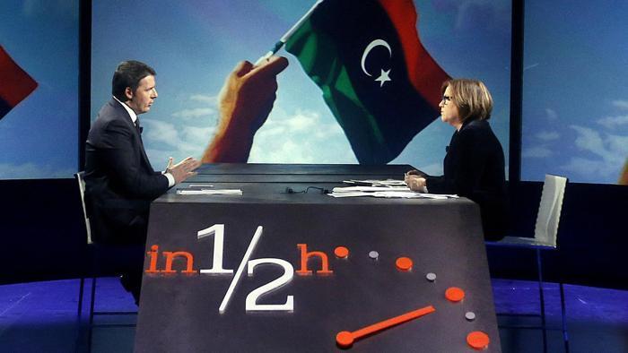 Sportello dei Diritti: Gia' inviato un contingente di 500 militari, una portaerei e due navi appoggio per la Libia