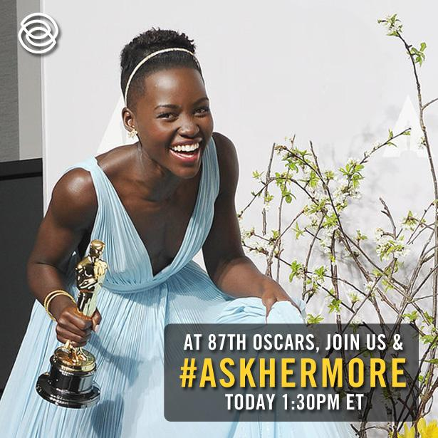 Are you #Oscar ready to #AskHerMore? Join us! http://t.co/FvhUCIJPiQ http://t.co/kchkLoLIC1