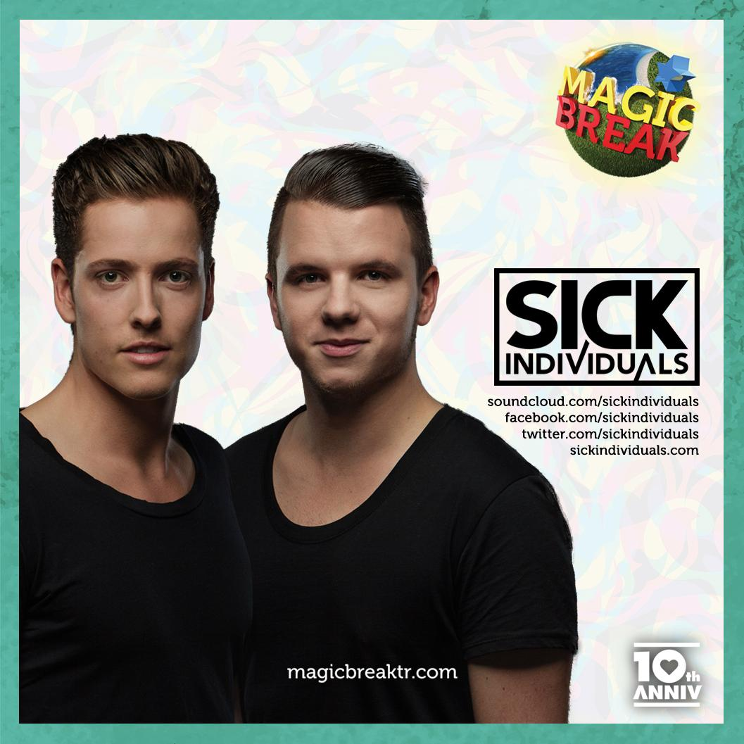 Time to reveal the #MagicLineup! Let's start with the magnificent duo; @SICKINDIVIDUALS from Netherlands! http://t.co/nkbqwZcd9c