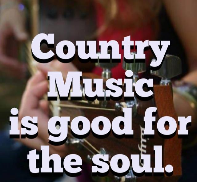 #CountryMusic is good for the #soul. http://t.co/toL13KG2lL