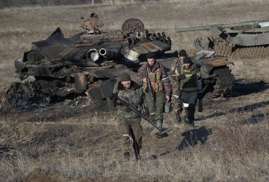 Украина ждет решения о предоставлении оружия не только от Вашингтона, - МИД - Цензор.НЕТ 9899