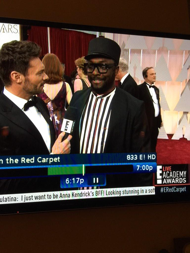 Had a dream I went to Foot Locker and Will I Am was there, ripping tickets. #NPROscars http://t.co/0znY1rSYXX