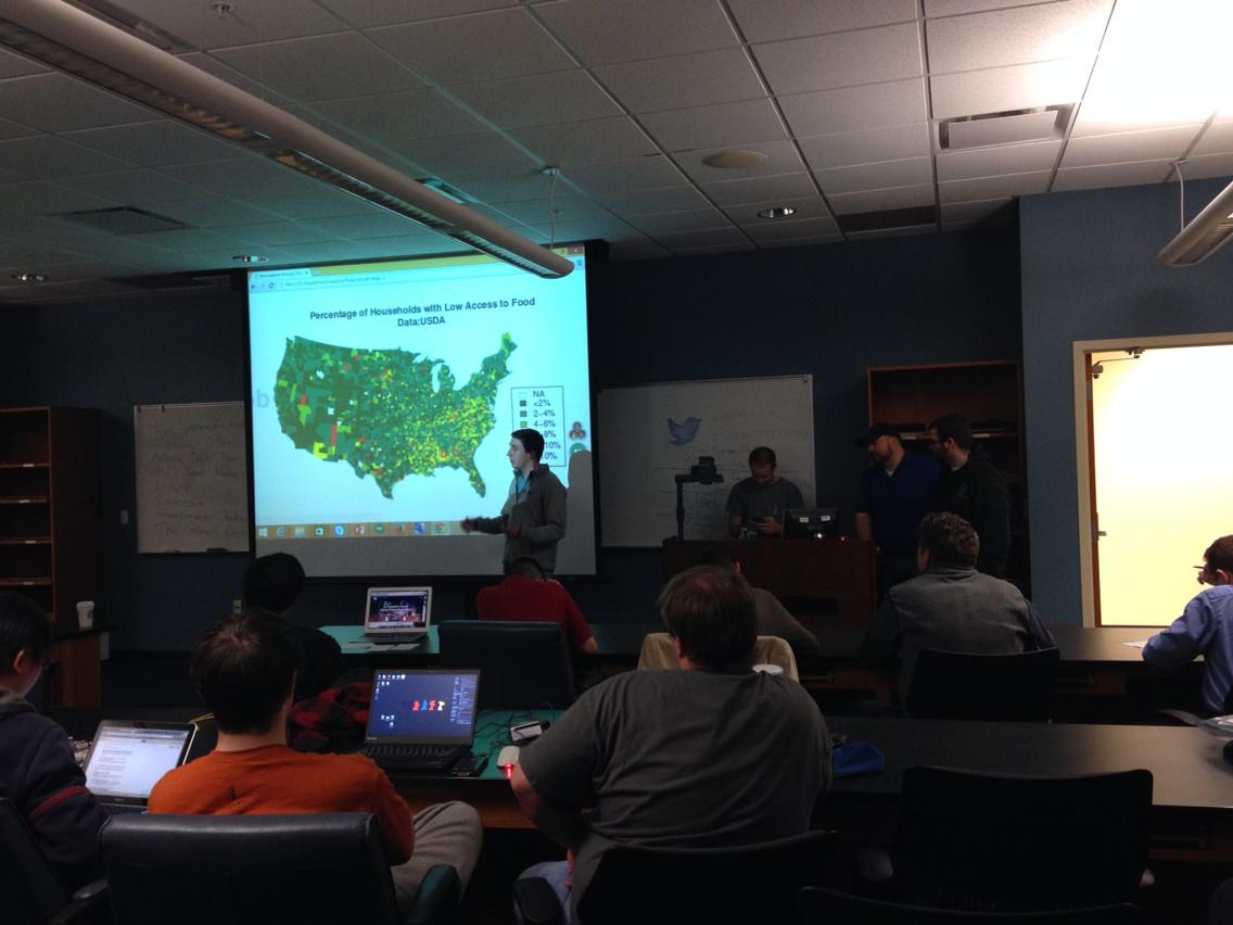 Talking about #Bham food deserts #alhack #smartcityhack http://t.co/PRN3lnF0Ch