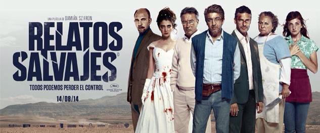 Haciendo el aguante a @rsalvajes_ok @BombitaDarin y al resto del elenco #OscarSalvaje #OscarsEnTNT http://t.co/elbJVIZDwR