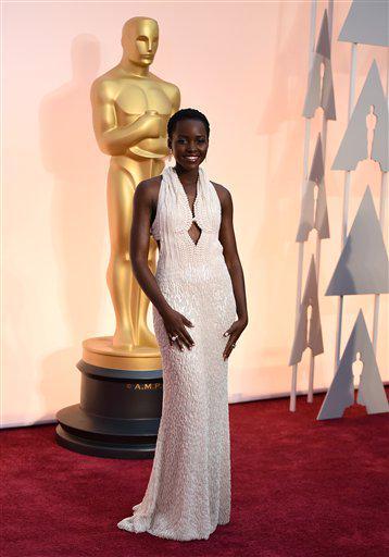 Wow. #Oscars (AP photo)