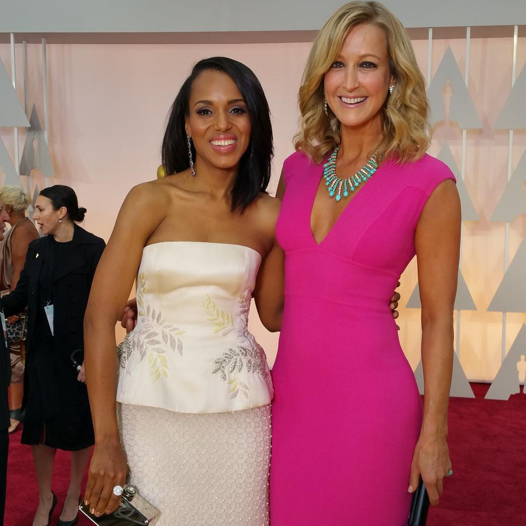 I can barely contain my excitement over seeing @kerrywashington #Oscars #Gladiator http://t.co/UVcRNK7vIS