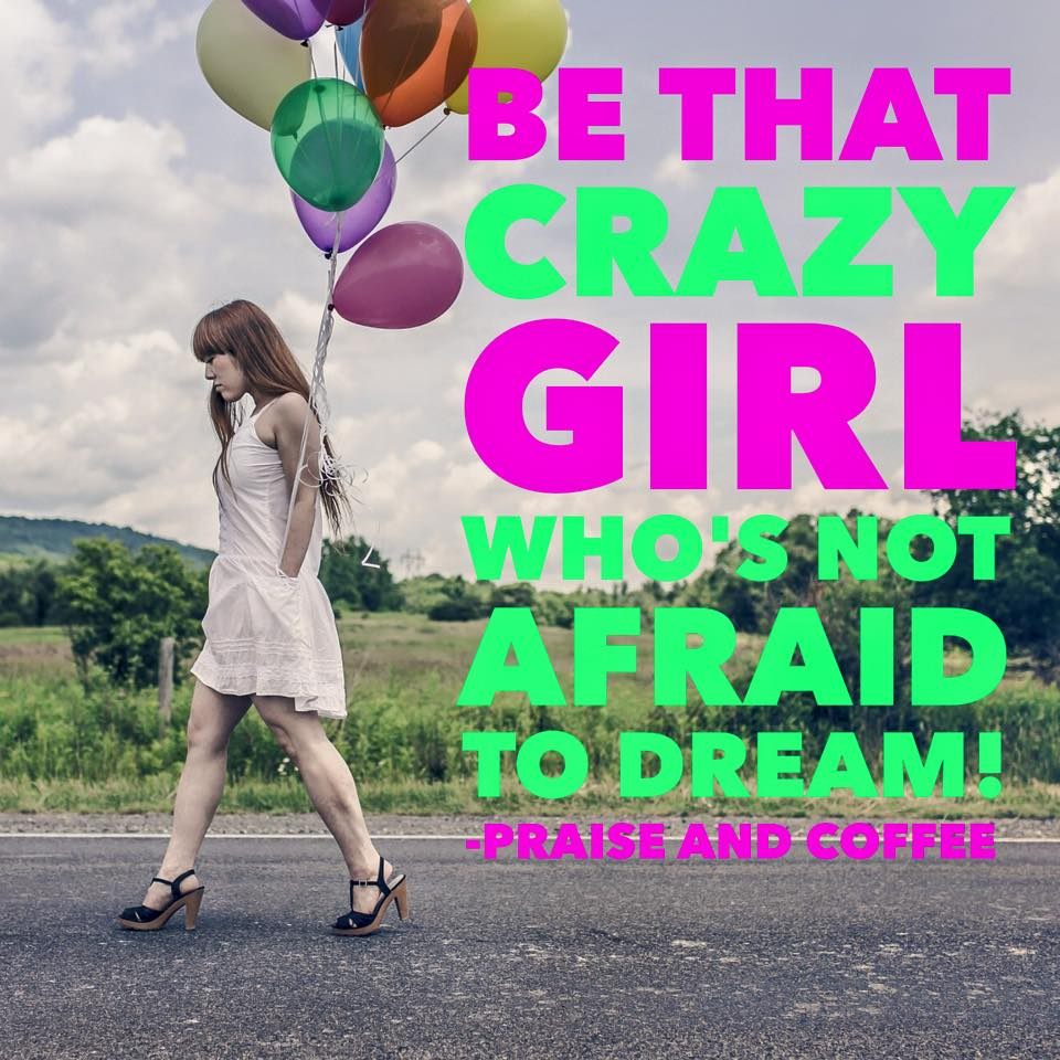 Dream it girl. #SpeakBeautiful http://t.co/kKsfQyv81N