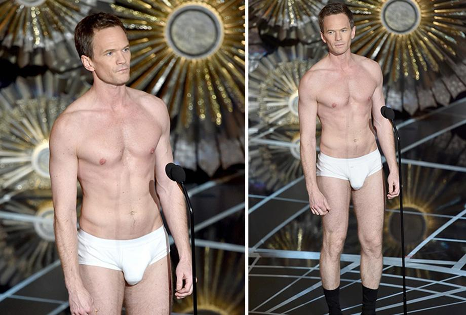 Neil Patrick Harris no Oscar 2015.
