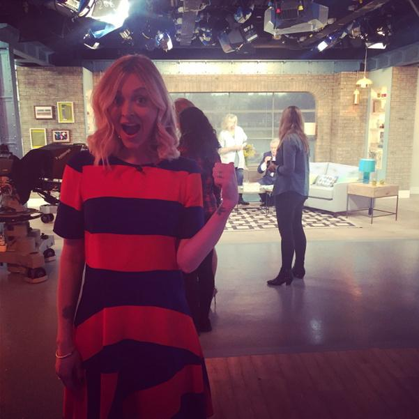 Thanks for having me This Morning! Such fun! http://t.co/nl7wjjH1au