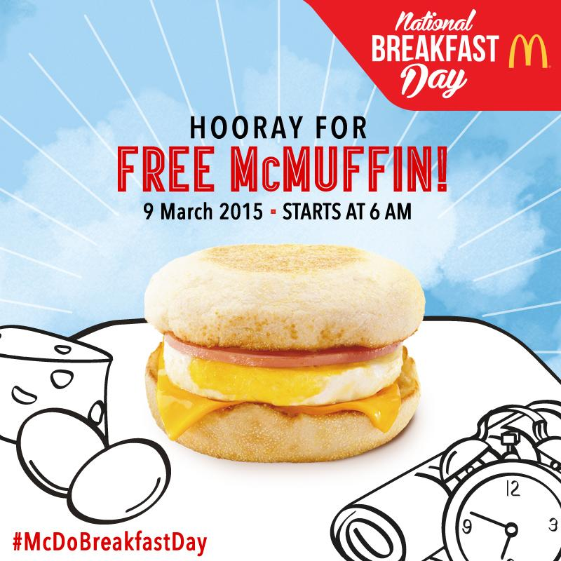 mcdonalds national breakfast day - 800×800