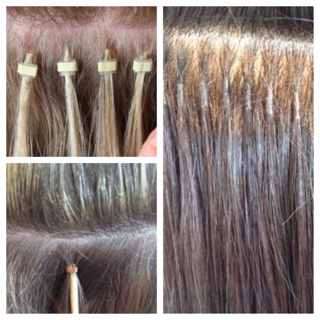 Sian Hair Extensions On Twitter Micro Rings Nano Fusion Bonds X