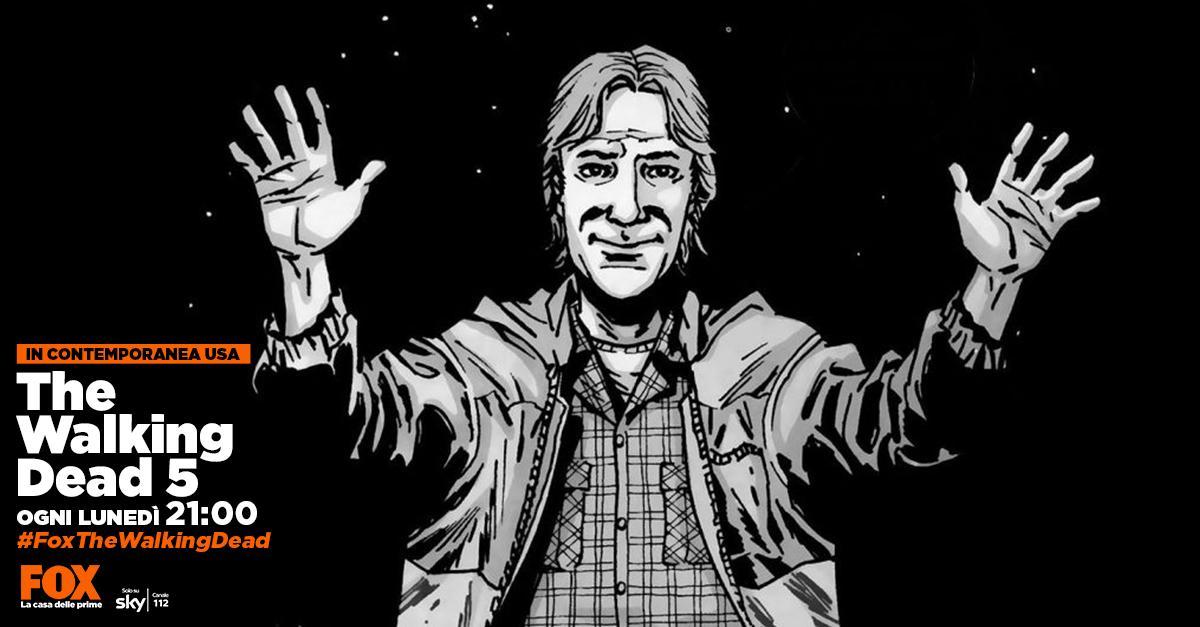 The Walking Dead: trama e anticipazioni 5×11, prima tv e streaming su Fox