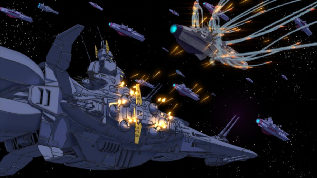 Gundam: El origen hace la persona más trágica de la UC Gundam Persona