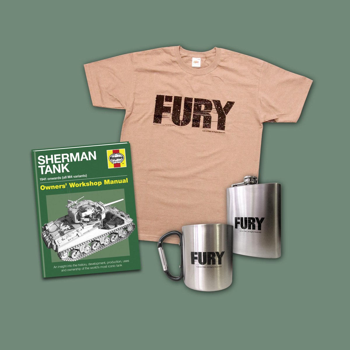 To celebrate the release of Fury we're giving away a goodie bag! Follow & RT by 23:59 23/2/15 to enter! #Fury #win http://t.co/rs9kjGzI5L