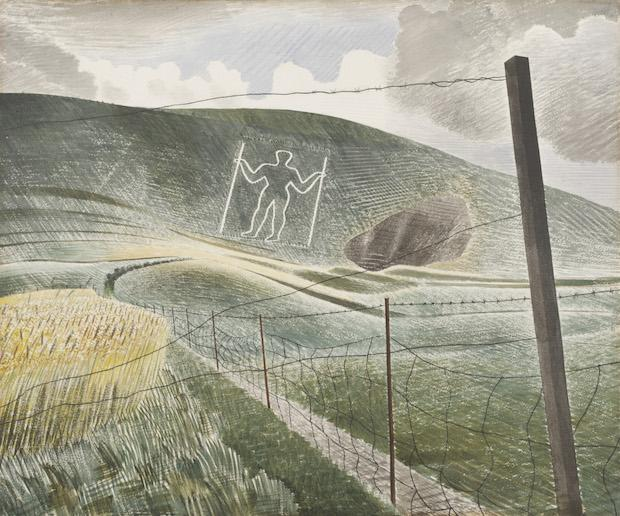 The @DulwichGallery wil be displaying the work of Eric Ravilious from April: http://t.co/YAq1cMpmMh http://t.co/NuT9mZDu5f