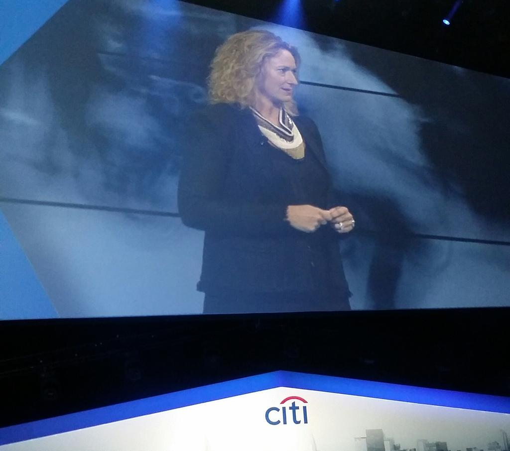 Heather Cox, Citibank