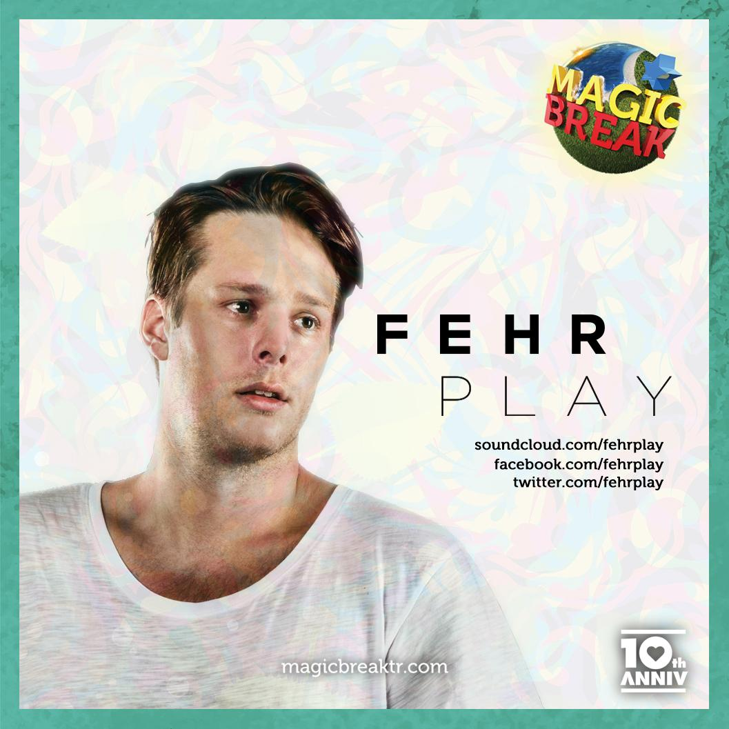 The Norwegian name of Pryda Friends and Mau5trap, @Fehrplay will perform an unforgettable after party at #MagicBreak http://t.co/tgYwT63y7z