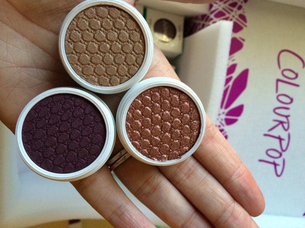 Colour Pop cores lindas! http://t.co/n6tI526axt