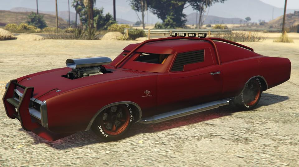 Gta Cars On Twitter Gta Rare Car Duke O Death Detailed Info