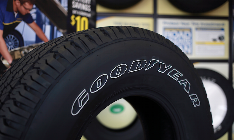 Online Tire Sales >> Bloomberg On Twitter Goodyear Is Taking A Risky Ride Into