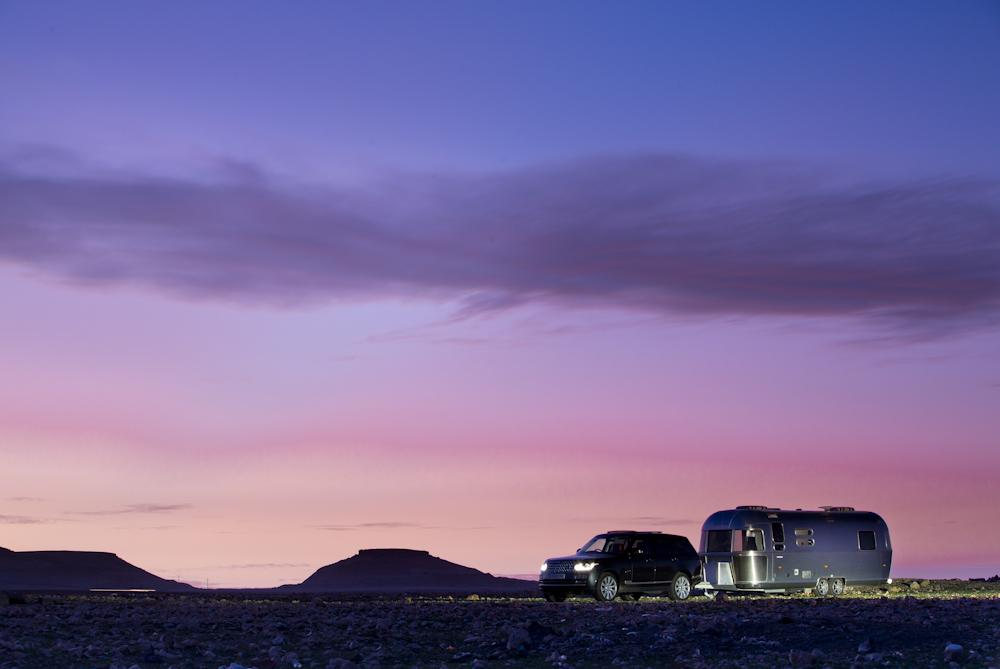 Ultimate cool caravanning. Why @LandRover_UK decided to haul an Airstream to the Arctic: http://t.co/JK9JajpS4n http://t.co/K7CzIA6PVM