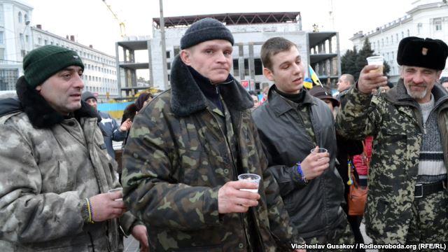 """В Донецке боевик """"ДНР"""" угрожал убить наблюдателей миссии, - ОБСЕ - Цензор.НЕТ 8699"""