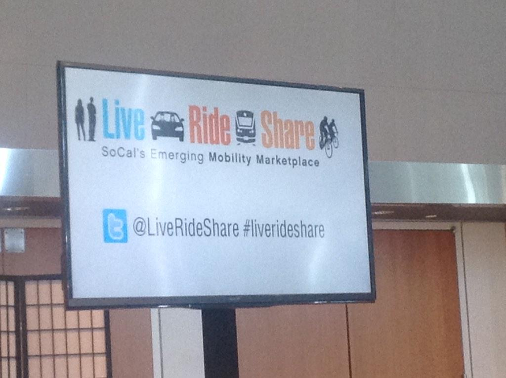 Getting in on the conversation! @liverideshare #rideshare #rideon! http://t.co/lfBReM9TKA