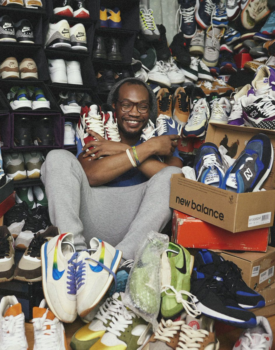 meet the new sneakerheads
