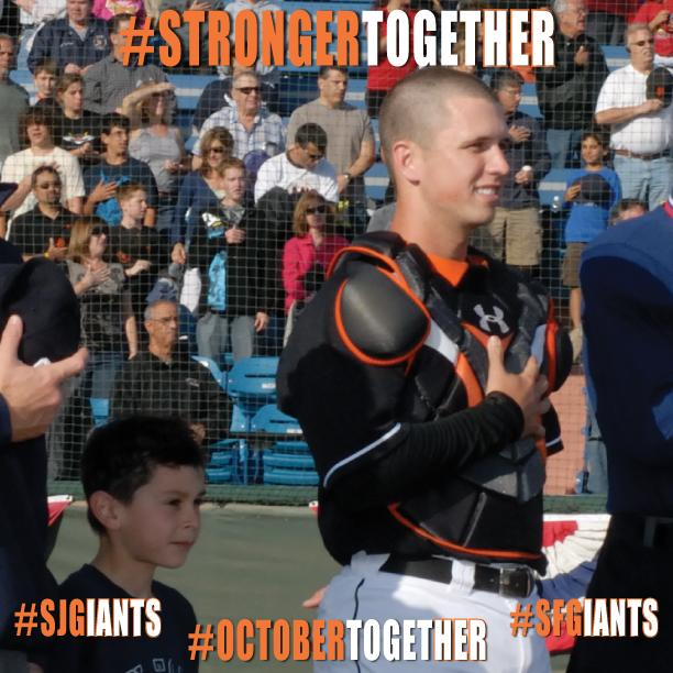 It's that time again! RT to help make @SFGiants C & #SJGiants #HomegrownChampion #BusterPosey #FaceOfMLB! #SJG100K http://t.co/LdcrW4q1mH